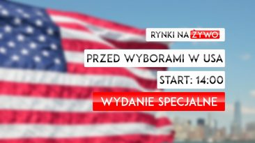 Wydanie Specjalne – Przed Wyborami w USA już o 14:00